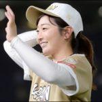 ソフトボール日本代表の長崎望未が可愛い!カップは?筋肉画像も!
