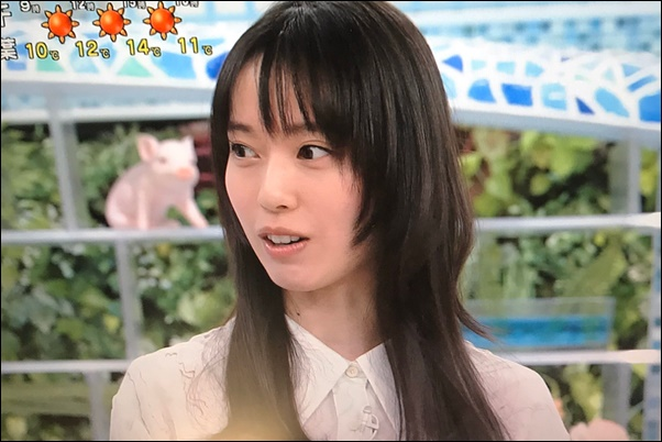 2020年3月6の戸田恵梨香さん