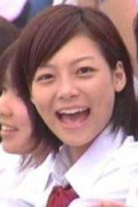 相武紗季(当時18歳)