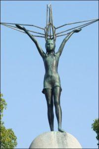 『原爆の子の像』