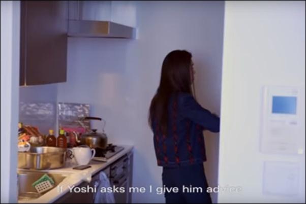 YOSHI自宅