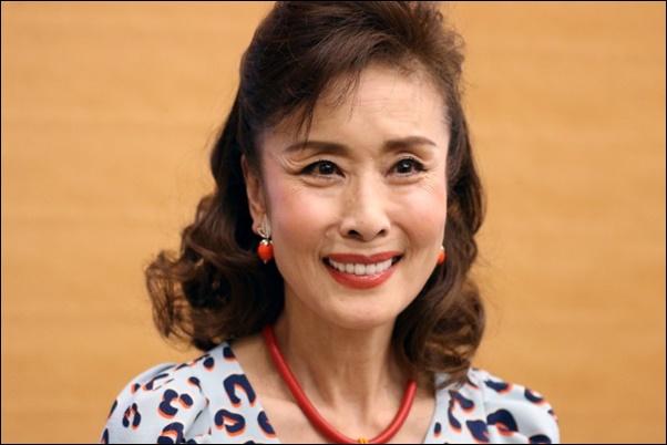 小柳ルミ子(2018年)