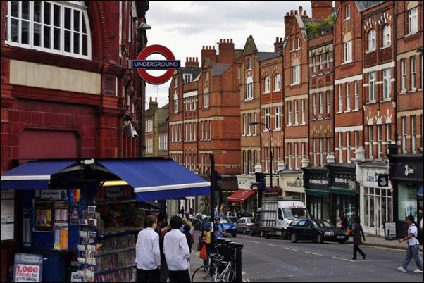 ロンドンハムステッド