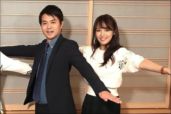 鷲見玲奈・増田和也