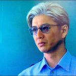 【教場】キムタクの白髪の髪型を真似したい!オーダーやセット方法について!