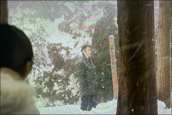 佐々木紀子が現場を目撃する