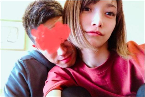 B氏と後藤真希さん