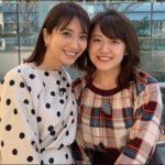 【画像】笹崎里菜の2ショットが大量!尾崎里紗と仲良し説は本当?