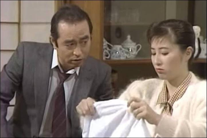 志村けん・岡江久美子