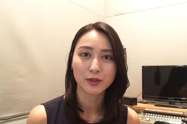 小川彩佳アナは美人で頭がよくて性格もいい!でもいじめられていた過去がある?
