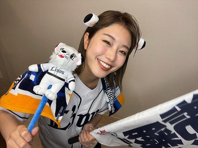 稲村亜美は野球経験者!球速は96km/h!大谷翔平との熱愛の真相は?