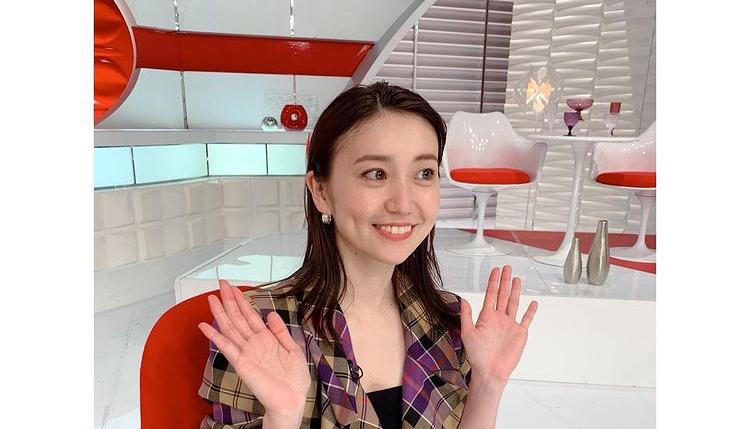 大島優子は子役だった?出演ドラマは?ハーフって本当?