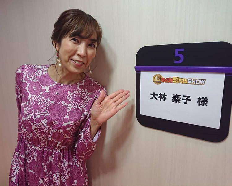 大林素子の現在の活動は?女優として活躍?演技がうまいと好評!